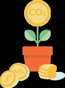 Une monnaie CO2 : une voie pour faire fleurir votre entreprise